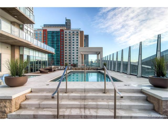 Downtown Denver Condo for Sale