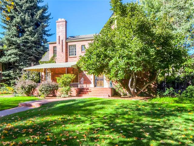 Park Hill home for sale 1975 Monaco Pkwy Denver, CO 80220